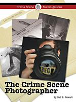 Cover of: The crime scene photographer