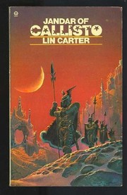 Cover of: Jandar of Callisto