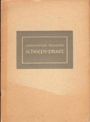 Cover of: Scheeps-praet