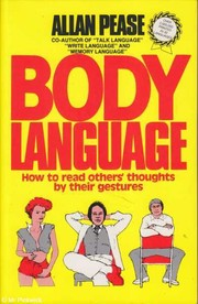 Cover of: Body language: how to read others' thoughts by their gestures
