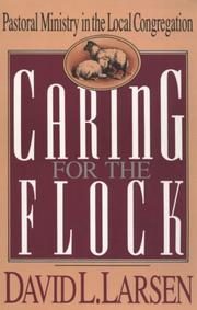 Cover of: Caring for the flock