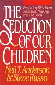 Cover of: Seduction of our children