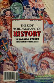 Cover of: The kids' world almanac of history