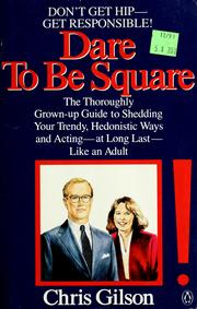 Cover of: Dare to be square