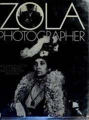 Cover of: Zola photographe: 480 documents