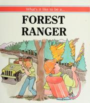 Cover of: Forest ranger