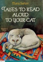 Cover of: Tales to read aloud to your cat