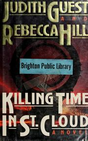 Cover of: Killing time in St. Cloud