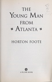 Cover of: The young man from Atlanta
