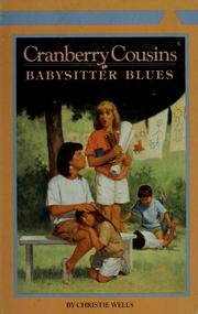 Cover of: Babysitter blues