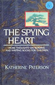 Cover of: The spying heart