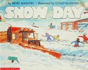 Cover of: Snow day