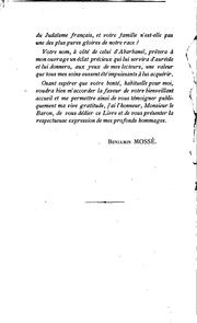 Cover of: Le principe de la foi, ou, La discussion des croyances fondamentales du ..