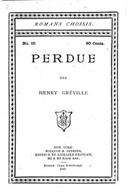 Cover of: Perdue