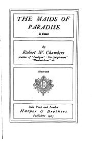 Cover of: The Maids of Paradise: A Novel