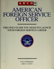 Cover of: American foreign service officer