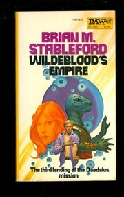 Cover of: Wildeblood's Empire