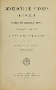 Cover of: Opera, quotquot reperta sunt.