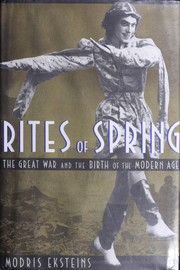 Cover of: Rites of spring