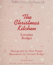 Cover of: The Christmas kitchen
