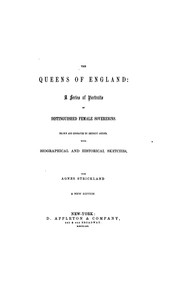 Cover of: The Queens of England