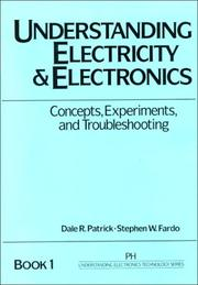 Cover of: Understanding electricity and electronics
