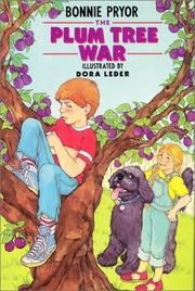 Cover of: The plum tree war