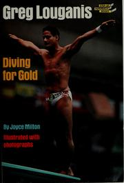 Cover of: Greg Louganis: diving for gold