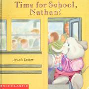Cover of: Time for school, Nathan!