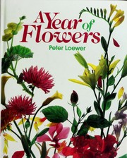 Cover of: A year of flowers