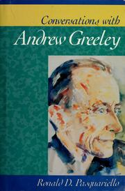 Cover of: Conversations with Andrew Greeley