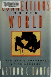 Cover of: Connections to the world