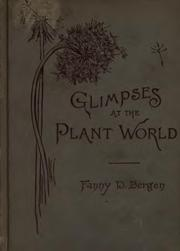 Cover of: Glimpses at the Plant World