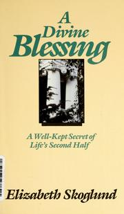 Cover of: A divine blessing