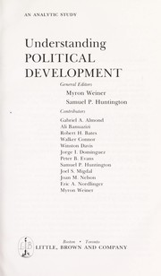 Cover of: Understanding political development : an analytic study