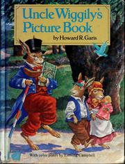 Cover of: Uncle Wiggily's picture book