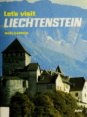 Cover of: Let's visit Liechtenstein