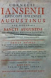 Cover of: Augustinus