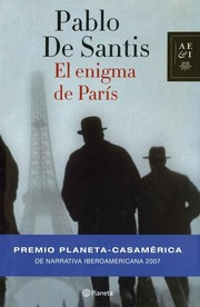Cover of: El enigma de París