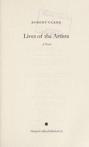 Cover of: Lives of the artists