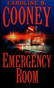 Cover of: Emergency room