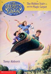 Cover of: The Hidden Stairs and the Magic Carpet
