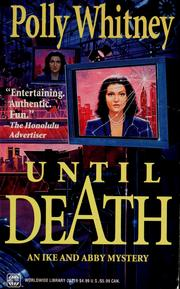Cover of: Until death