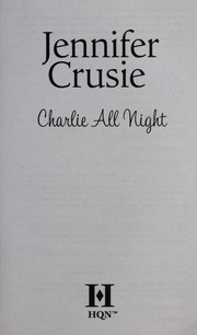 Cover of: Charlie all night