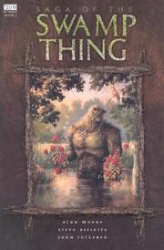 Cover of: Swamp thing