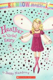 Cover of: Heather, the violet fairy