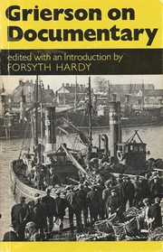 Cover of: Grierson on documentary