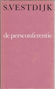 Cover of: De persconferentie