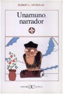 Cover of: Unamuno, narrador