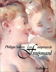 Cover of: Les surprises de Fragonard